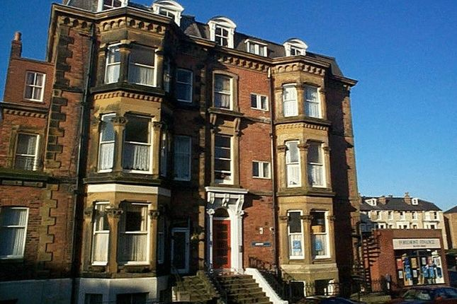 Thumbnail Flat to rent in West Street, Scarborough