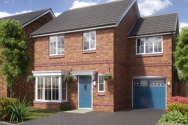 Thumbnail Detached house for sale in Manchester Road, Walkden, Worsley