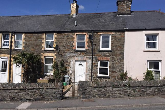 Thumbnail Cottage to rent in 3 Railway View, Llanbadarn Fawr, Aberystwyth