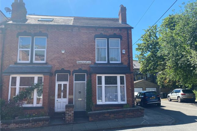 Thumbnail Terraced house for sale in Brookfield Place, Leeds, West Yorkshire