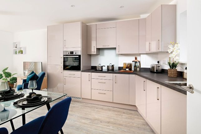 1 bedroom flat for sale in Thames Reach, London