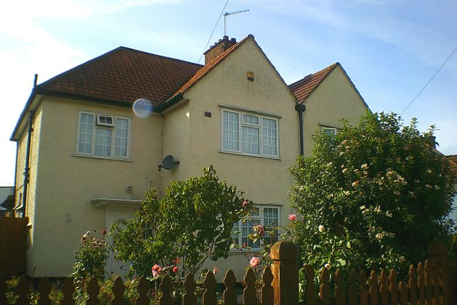 Thumbnail Semi-detached house for sale in Denning Avenue, Croydon, Croydon