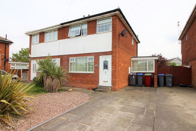 Thumbnail Semi-detached house to rent in Moore Tree Drive, Blackpool, Lancashire