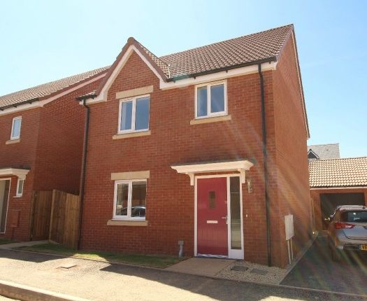 Thumbnail Detached house to rent in Arable Place, Bishops Cleeve, Cheltenham