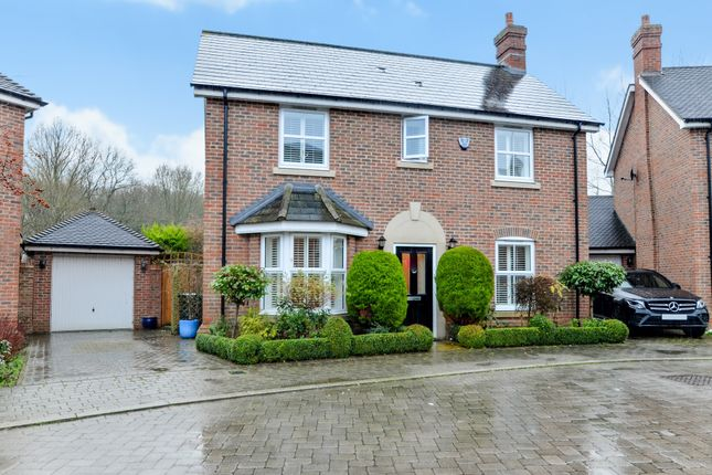 Thumbnail Detached house for sale in Atlas Close, Kings Hill, West Malling