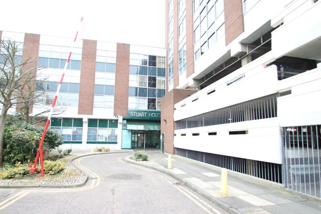 Thumbnail Flat to rent in Stuart House, St Peters Street, Colchester