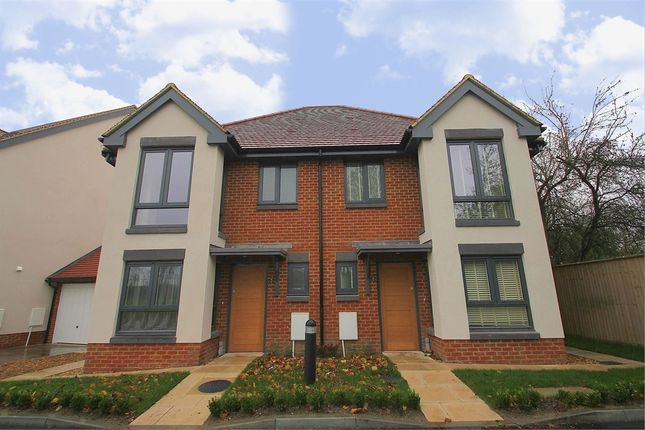 3 bed semi-detached house to rent in Apsley Walk, Richings Park, Buckinghamshire SL0