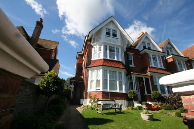 Thumbnail Flat for sale in Milnthorpe Road, Eastbourne, East Sussex