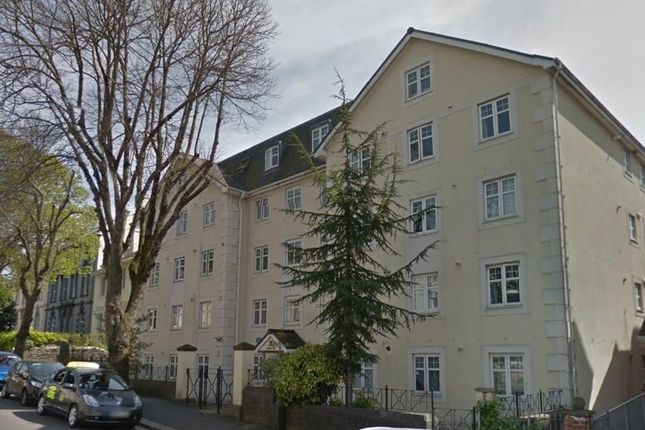 Thumbnail Flat to rent in Albert Road, Stoke, Plymouth