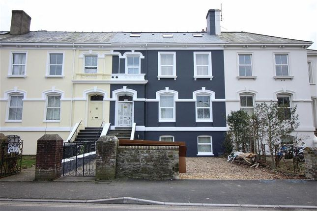 Thumbnail Flat for sale in Victoria Road, Barnstaple