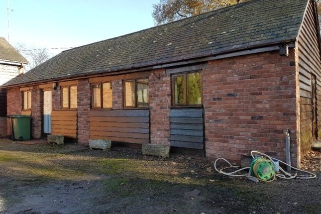 Thumbnail Detached bungalow to rent in Barn End, Smallbrook Lodge, Clehonger, Hereford