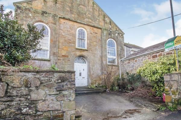 Thumbnail Link-detached house for sale in The Old Chapel, 2A Stanways Road, Newquay, Cornwall
