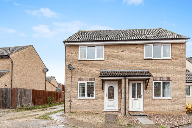 Thumbnail Semi-detached house to rent in Thorney Leys, Witney
