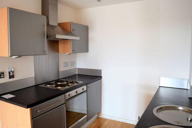 1 bed flat to rent in Santorini, Gotts Road, Leeds