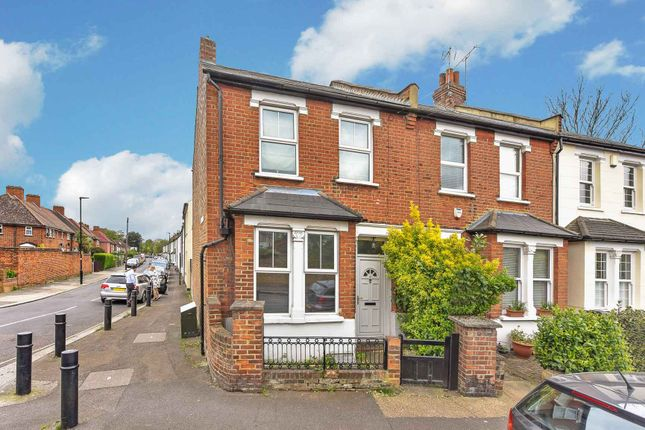 End terrace house for sale in Worple Road, Isleworth
