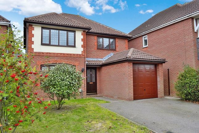 Thumbnail Detached house to rent in Elwood, Church Langley, Harlow