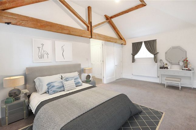 Thumbnail Maisonette for sale in Ratcliffe Court, Cholsey, Wallingford