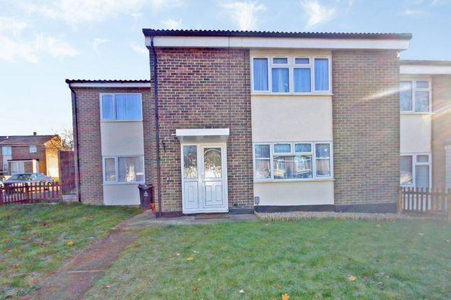Thumbnail Terraced house for sale in Shephall View, Stevenage, Hertfordshire