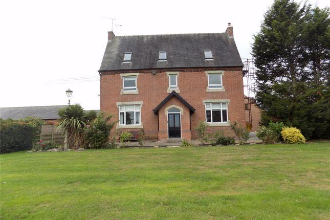 Thumbnail Detached house for sale in Aldercar Lane, Langley Mill, Nottingham, Derbyshire