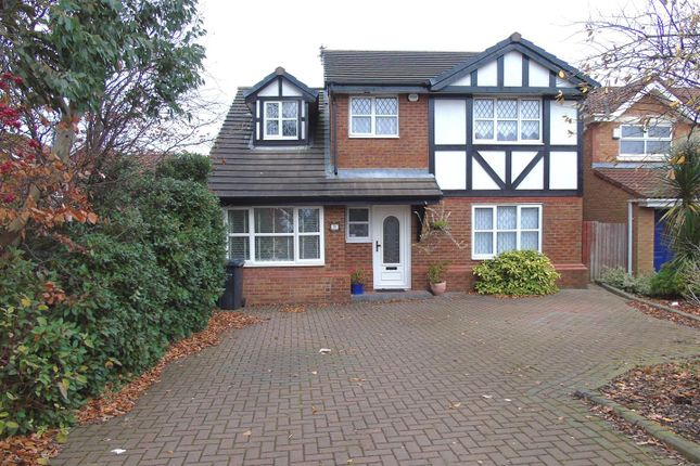 Thumbnail Detached house for sale in Oakmere Close, Liverpool