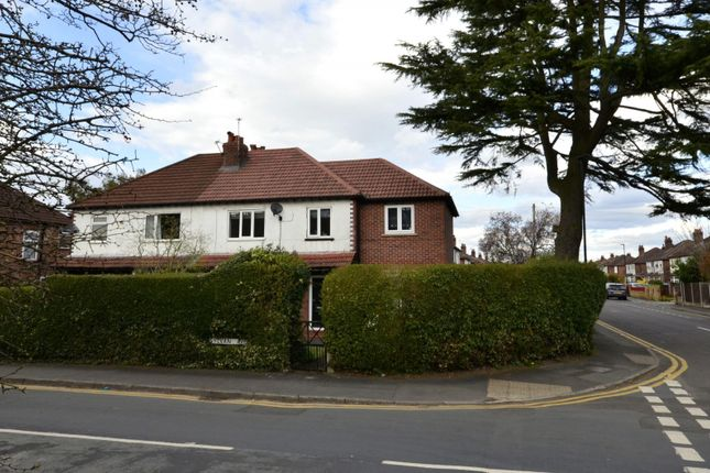 4 bed semi-detached house for sale in Sylvan Avenue, Timperley, Altrincham WA15