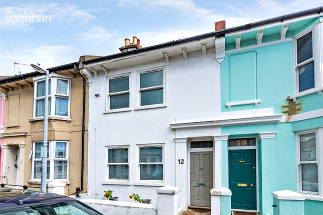 Terraced house for sale in Yardley Street, Brighton, East Sussex