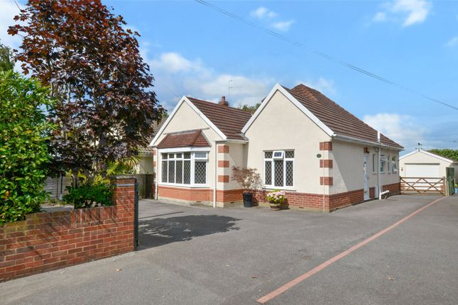 Thumbnail Bungalow for sale in Church Road, Ferndown, Dorset