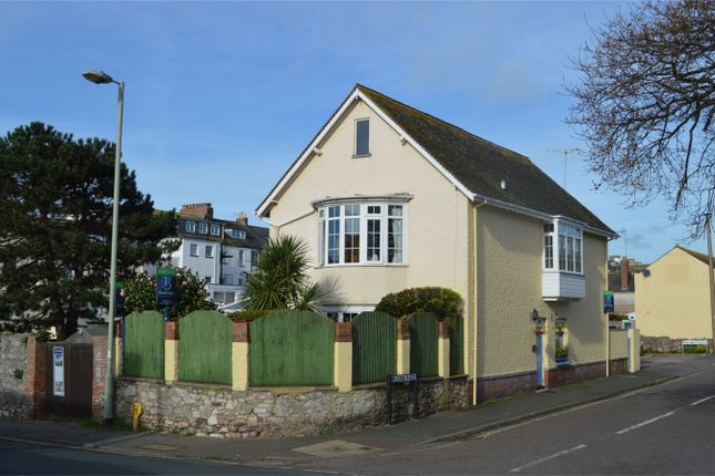 Thumbnail Detached house for sale in Louisa House, 32 Louisa Place, Exmouth, Devon