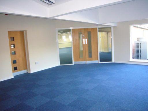 Office to let in Llyndir Lane, Burton, Rossett, Wrexham