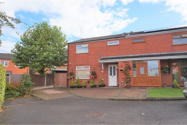 Thumbnail Semi-detached house for sale in Lowcroft, Skelmersdale