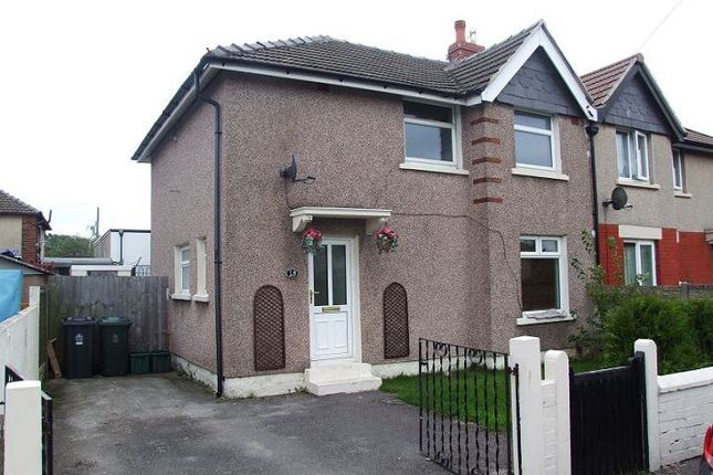 Thumbnail Semi-detached house to rent in Mayfield Avenue, Lancaster