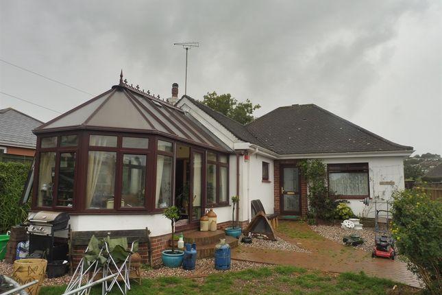 Thumbnail Detached bungalow for sale in Jacks Lane, Torquay