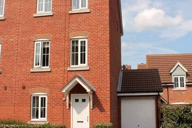 Thumbnail 3 bed town house to rent in Robin Close, Selby