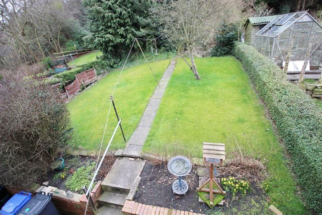 Rear Garden of Newman Road, Wincobank, Sheffield S9