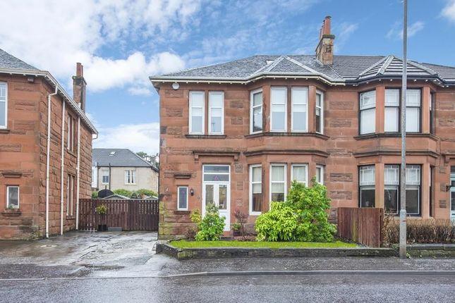 Thumbnail Semi-detached house for sale in 62 Blairbeth Road, Burnside, Glasgow