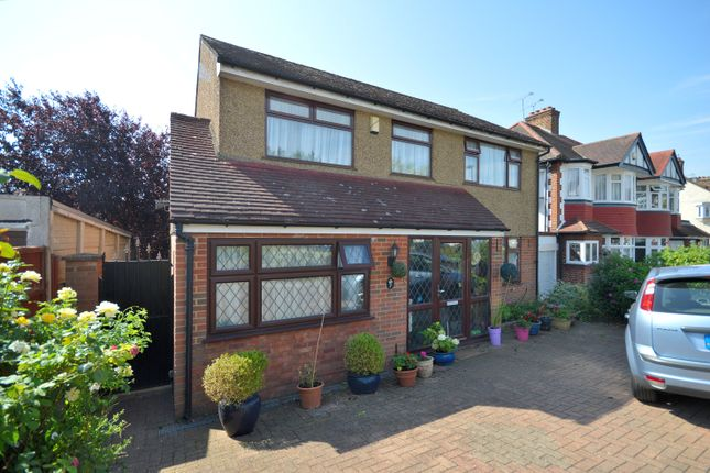Thumbnail Detached house for sale in Brycedale Crescent, Southgate