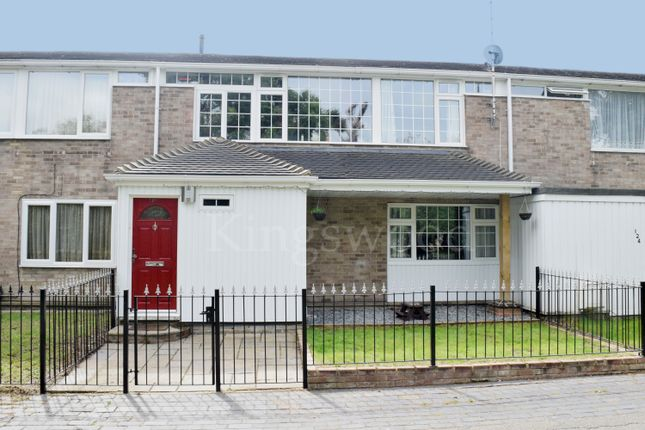 Thumbnail Terraced house for sale in Jermaynes, Lee Chapel North