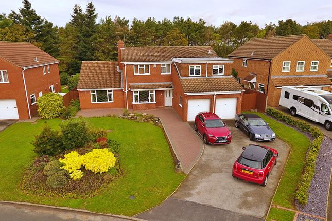 Thumbnail Detached house for sale in Turnberry, Tamworth