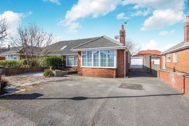 Thumbnail Bungalow to rent in Sherwood Road, Lytham St. Annes