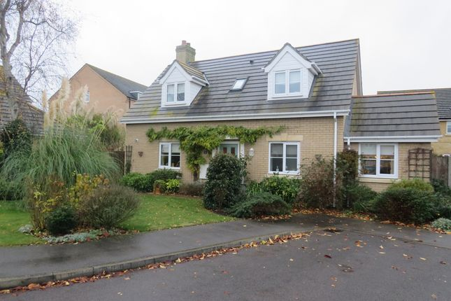 Thumbnail Detached house for sale in Lime Tree Gardens, Chatteris