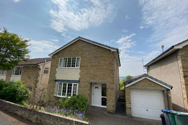 Thumbnail Detached house for sale in Langley Road, Bingley