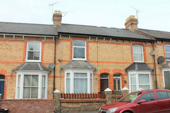 Thumbnail Terraced house to rent in Fowler Street, Taunton