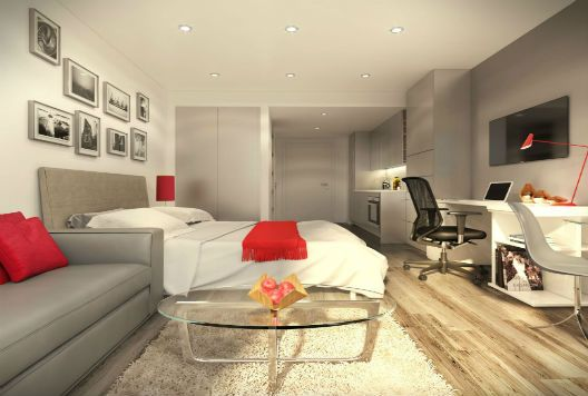 Thumbnail Flat for sale in Trafford Street, Chester, Cheshire