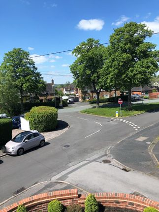 View From Front of Westlands Avenue, Westlands, Newcastle ST5