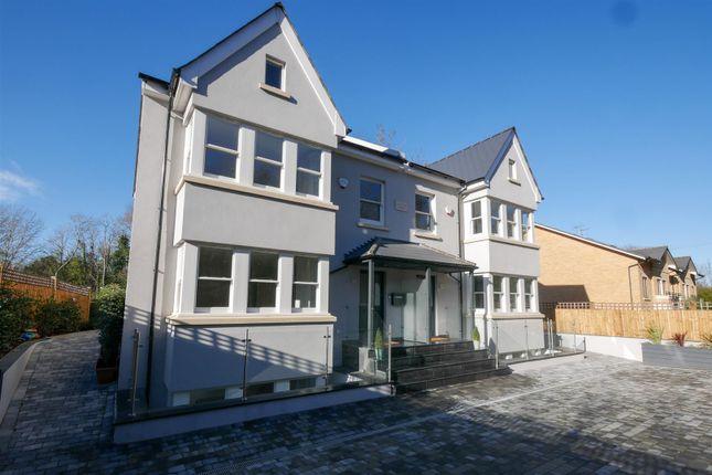 Thumbnail Semi-detached house for sale in Old Malden Lane, Worcester Park