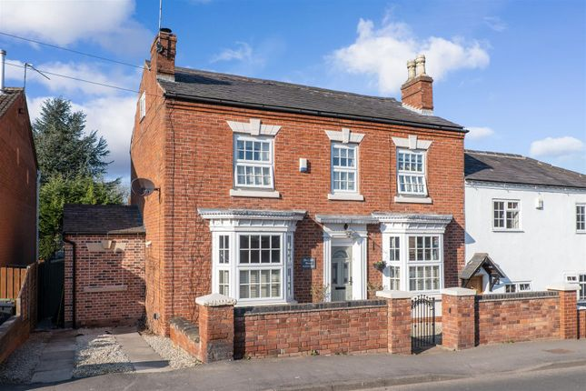 4 bed semi-detached house for sale in Station Road, Studley B80