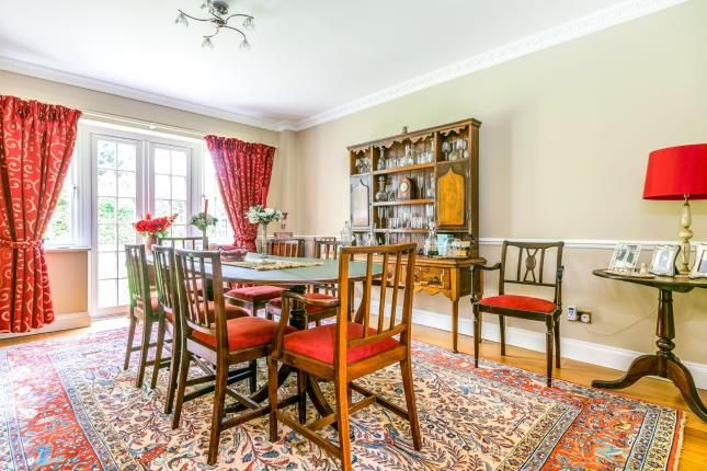 Dining Room of The Green, Dial Post, Horsham, West Sussex RH13