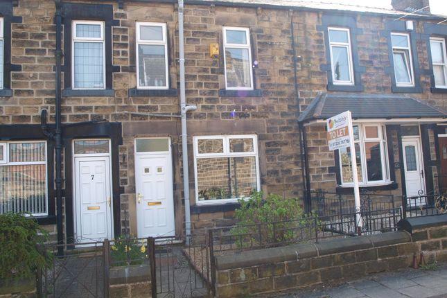 Thumbnail Terraced house to rent in 5 Richmond Street, Barnsley, Barnsley