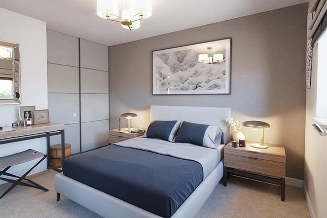 """Bedroom of """"Lauriston"""" at Berryden Road, Aberdeen AB25"""
