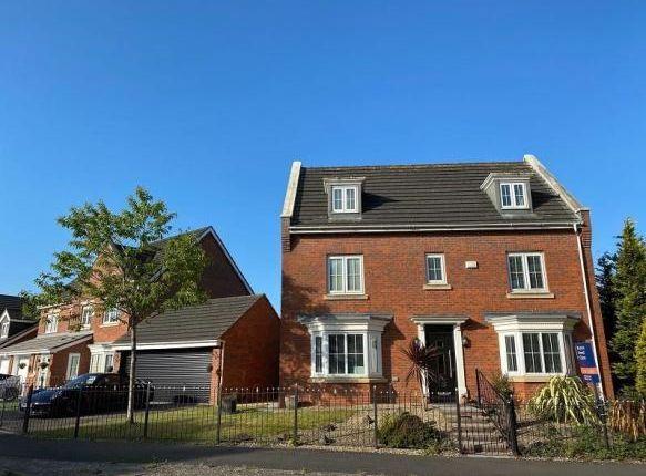 Thumbnail Detached house for sale in Waterton Close, Waterton, Bridgend